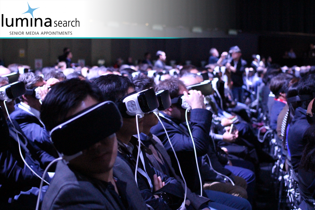 Samsung Virtual Reality conference