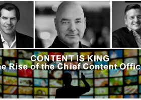 Content is King, the latest 3 hires