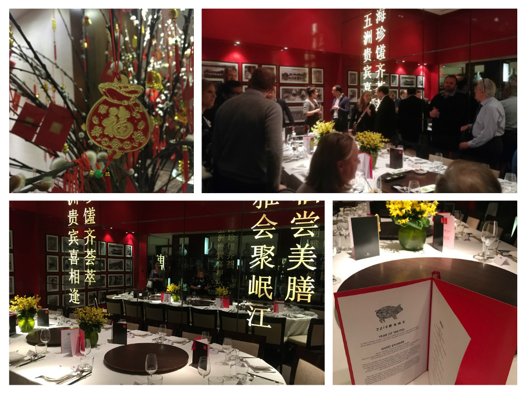A Taste of China Event