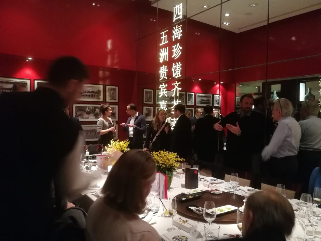 Chinese New Year Networking Dinner